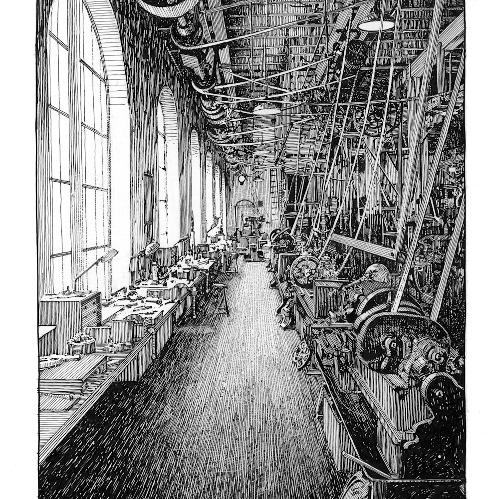 Edison lathe line hizc2p
