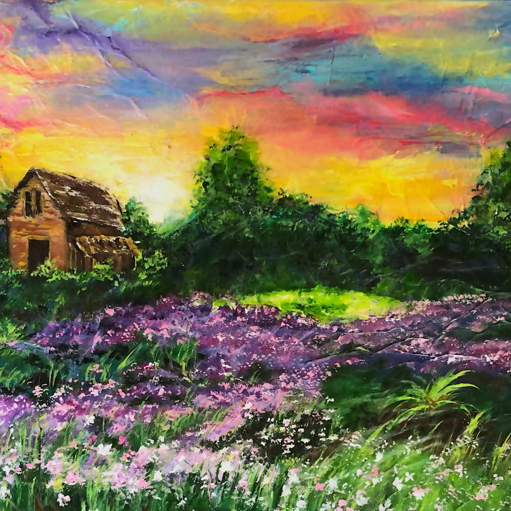 House by the purple fields by suparna sain hqxicv
