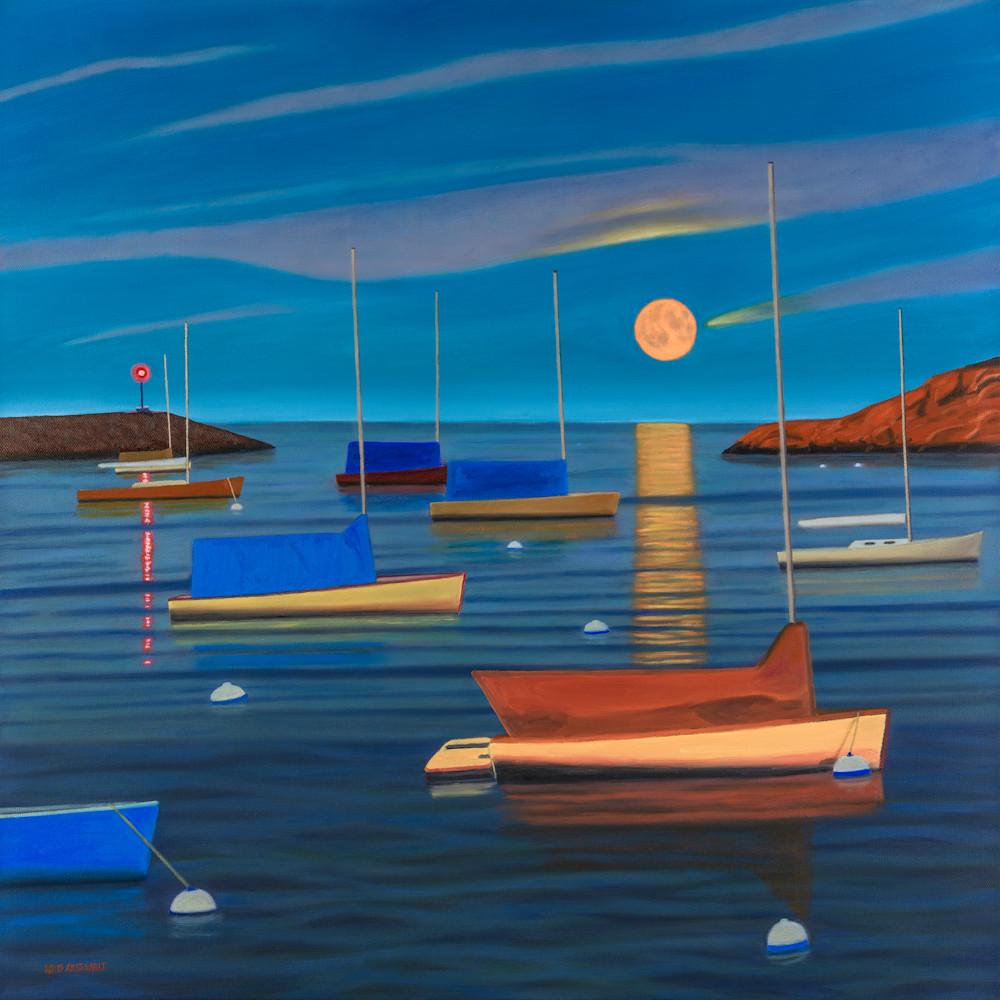 Harboring moonlight m4dddt