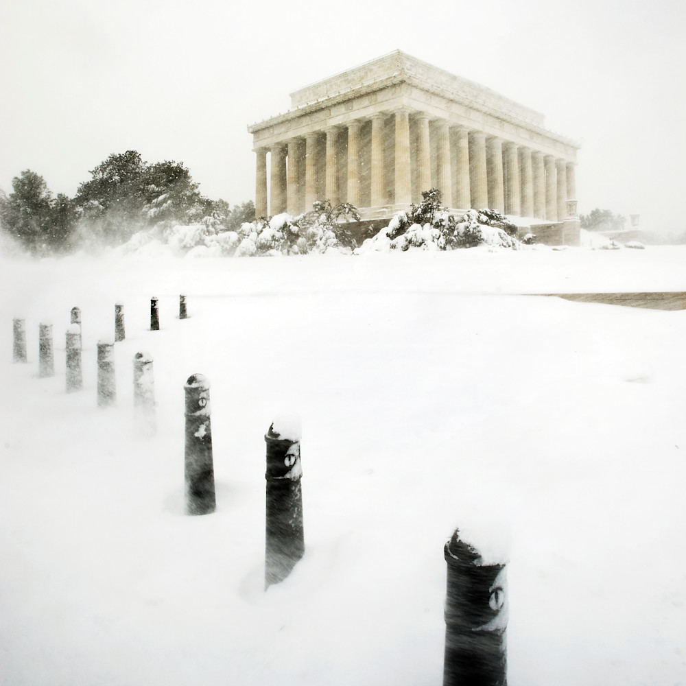Lincoln memorial blizzard ozcdfs