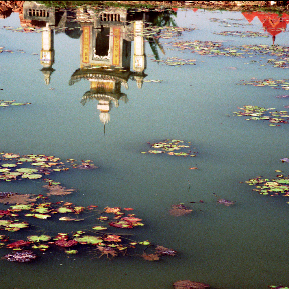 Temple reflection fucbo2