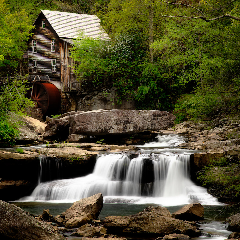 Andy crawford photography glade creek grist mill ltt95f