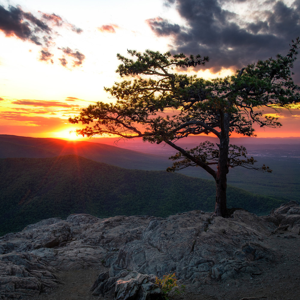 Andy crawford photography sunset at ravens roost qatz7q