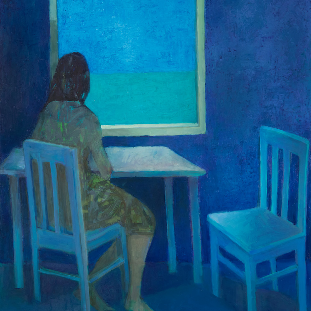 Summer in the blue room hm1zhf