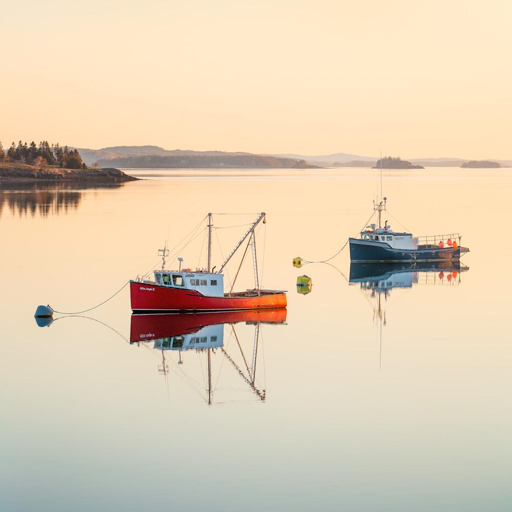 Harbor reflections 1 wvwb2l