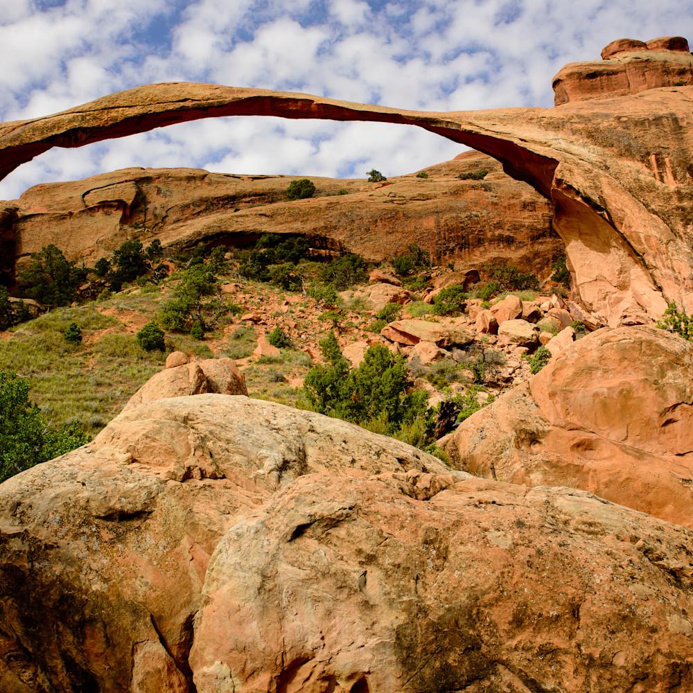 Landscape arch l9fway