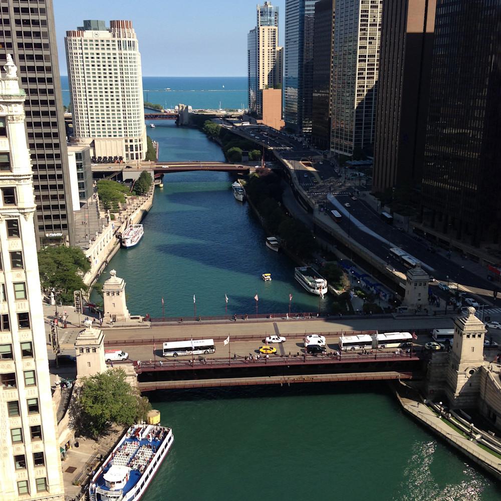 Chicago river rdd0c6