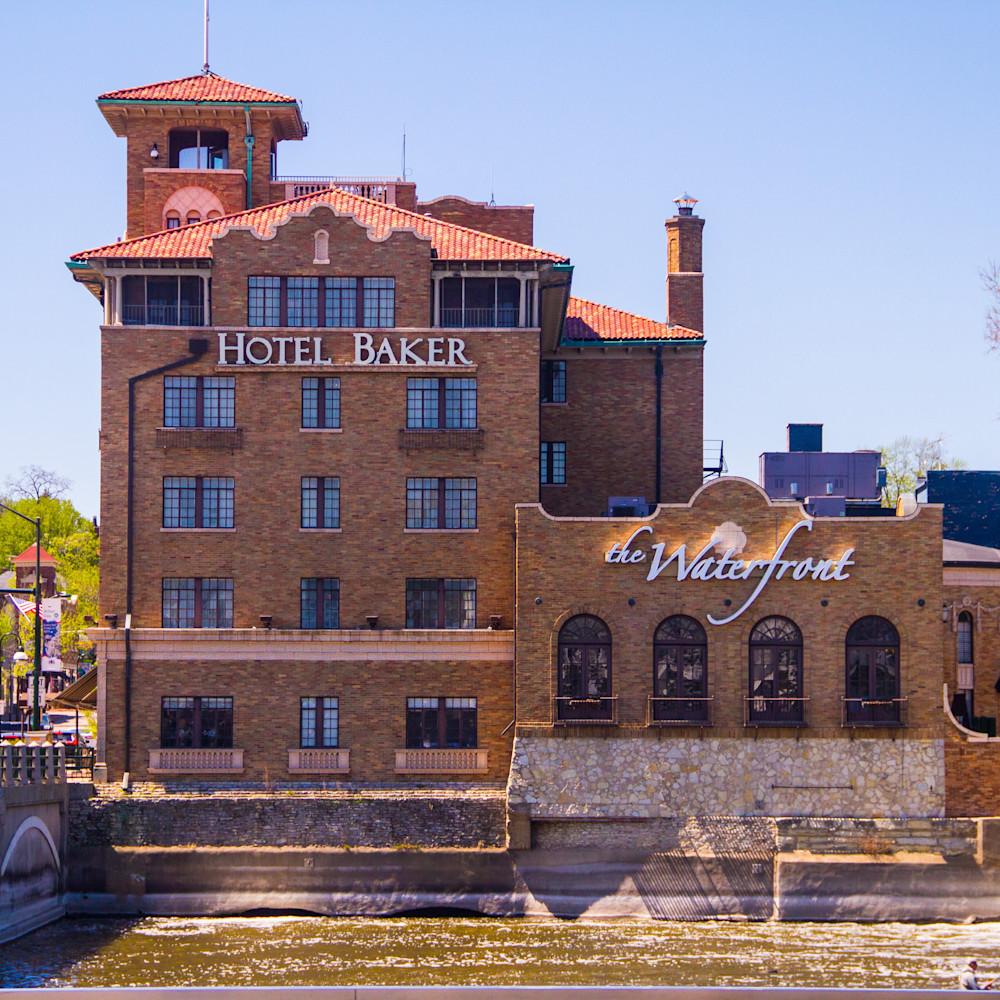 Baker hotel negknd