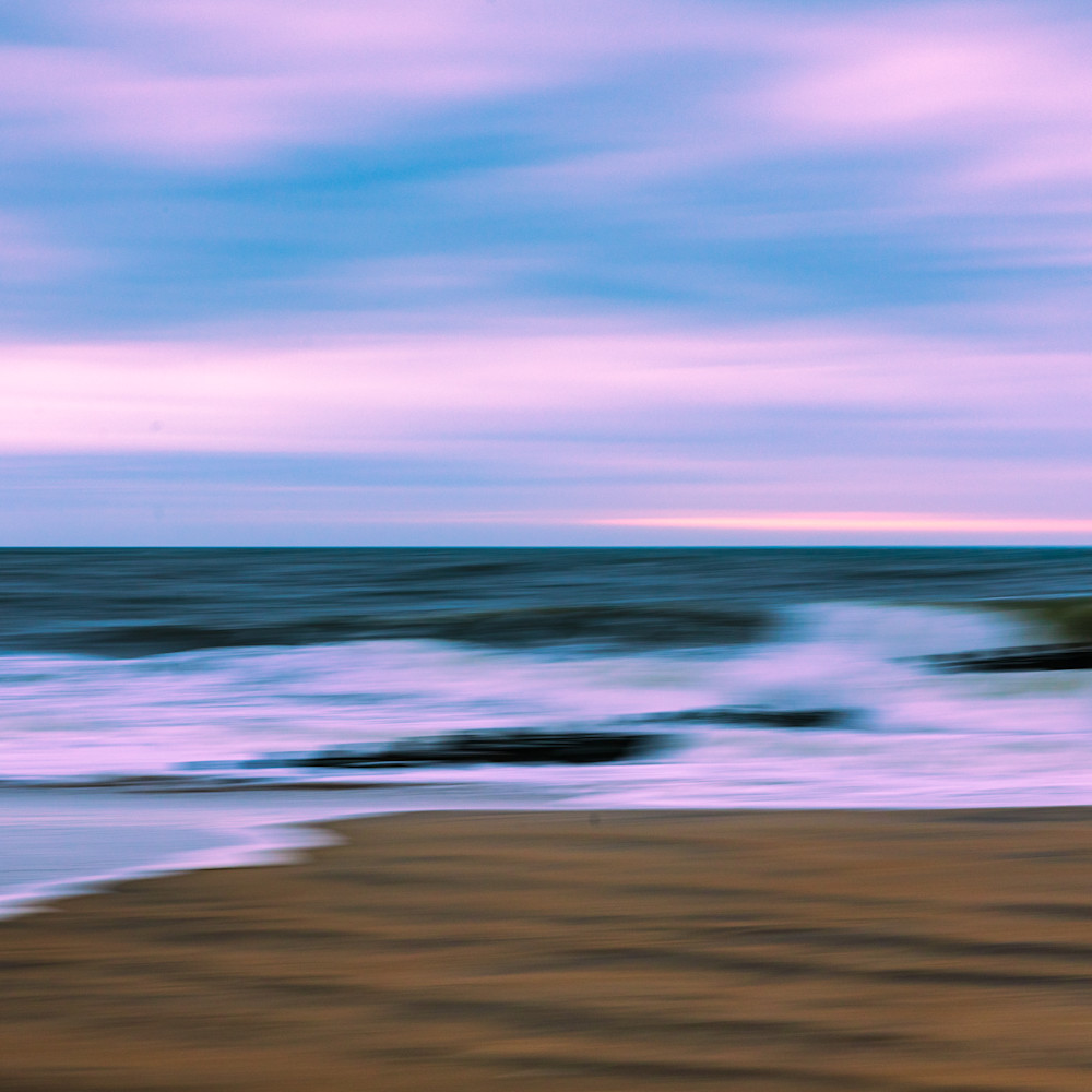 Sand ocean and sky abstract 1 of 1 uzef9e
