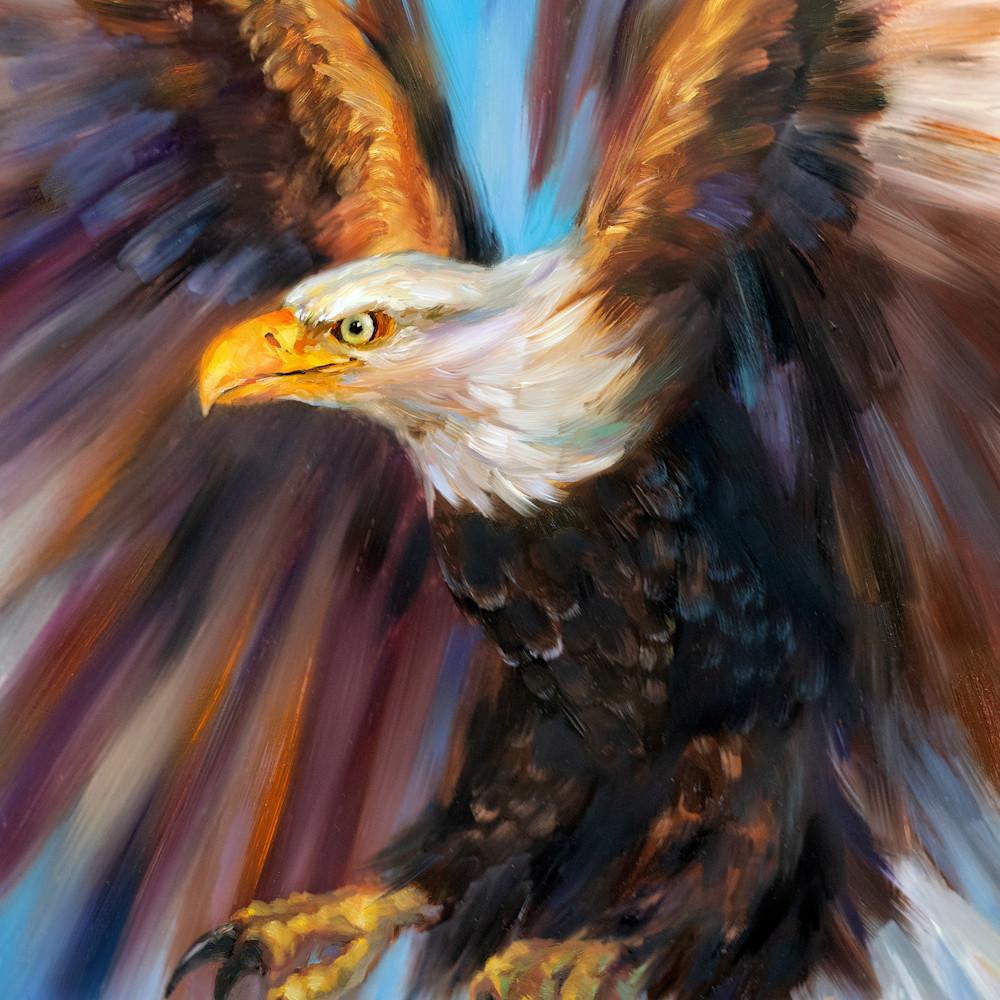 Eagle svuuvr