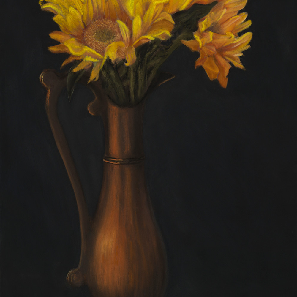Nancy conant   sunflowers orig auto gseomw