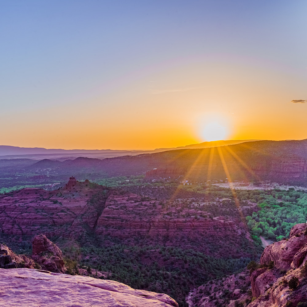 Brian mcclean cathedral rock in sedona arizona sunset two k6it9t