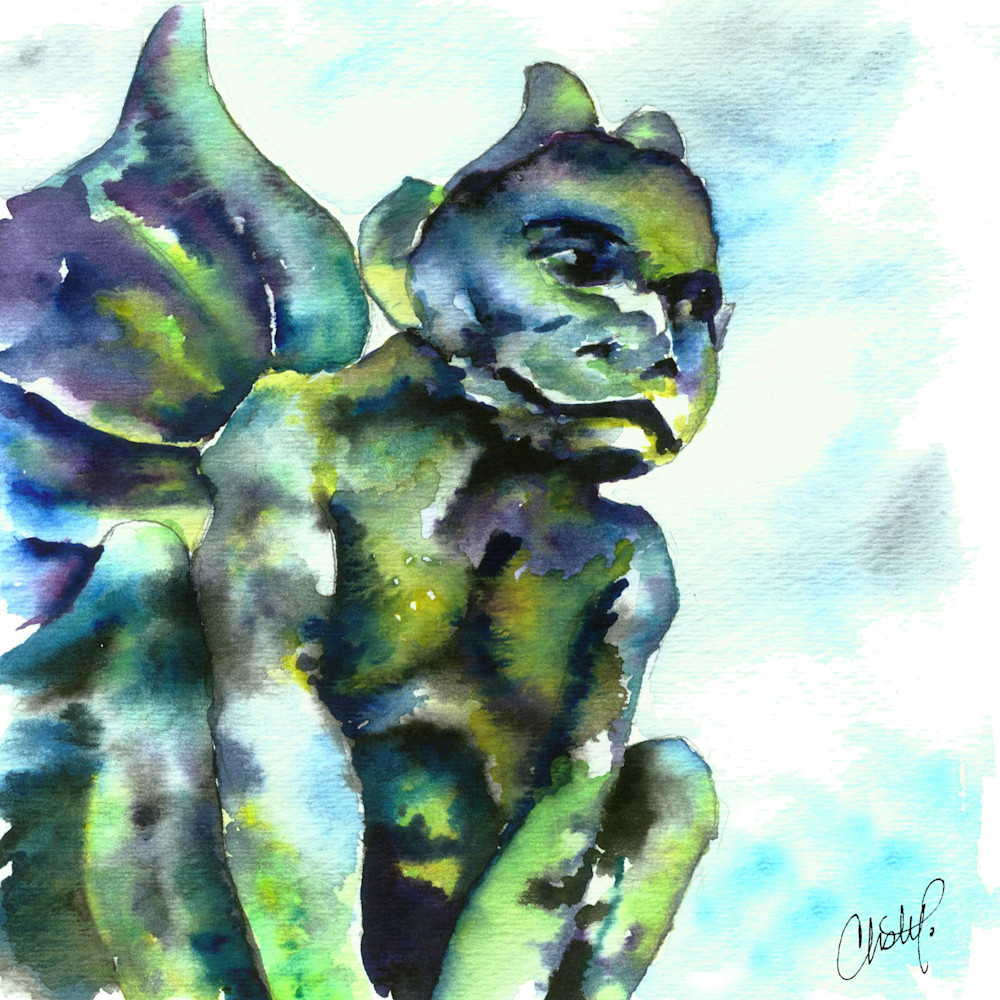 Gargoyle ehnodr