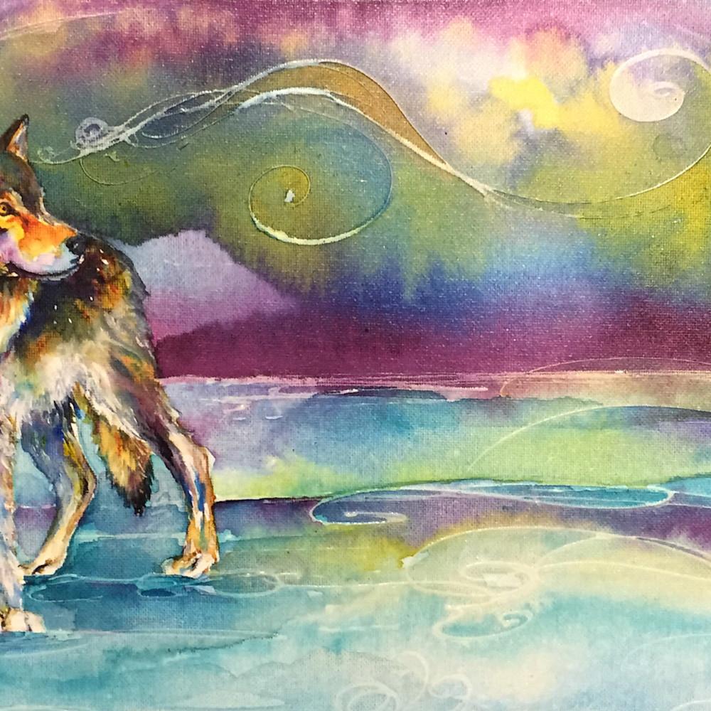 Wolf forest bzinx0