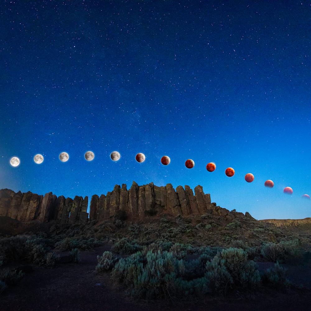 Lunar eclipse feathers pp1rni
