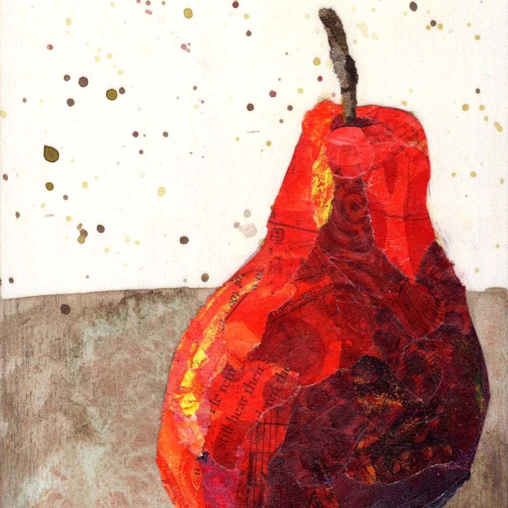 Pear red 30x42 kks1yl