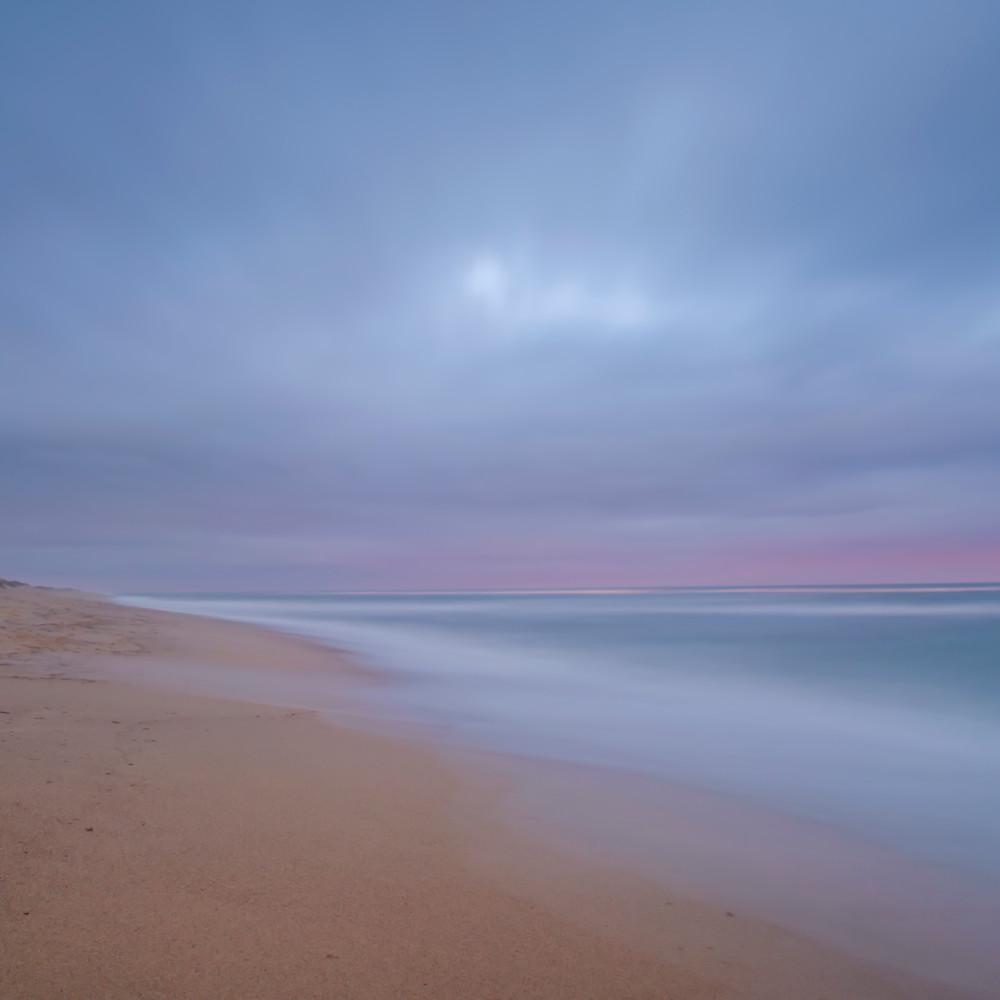 South beach ethereal spring sunset oseijg