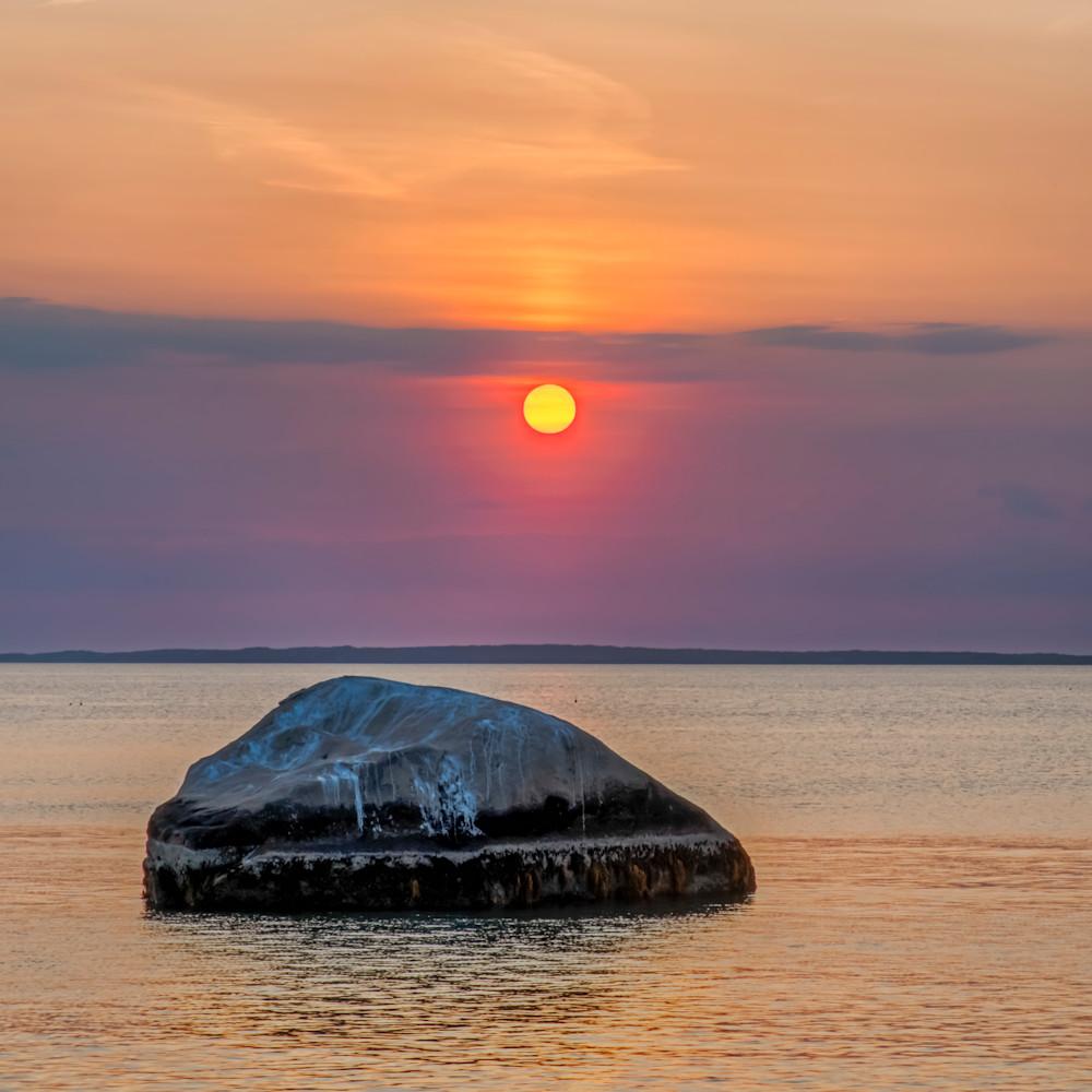 Great rock bight sunset closeup tql5cx