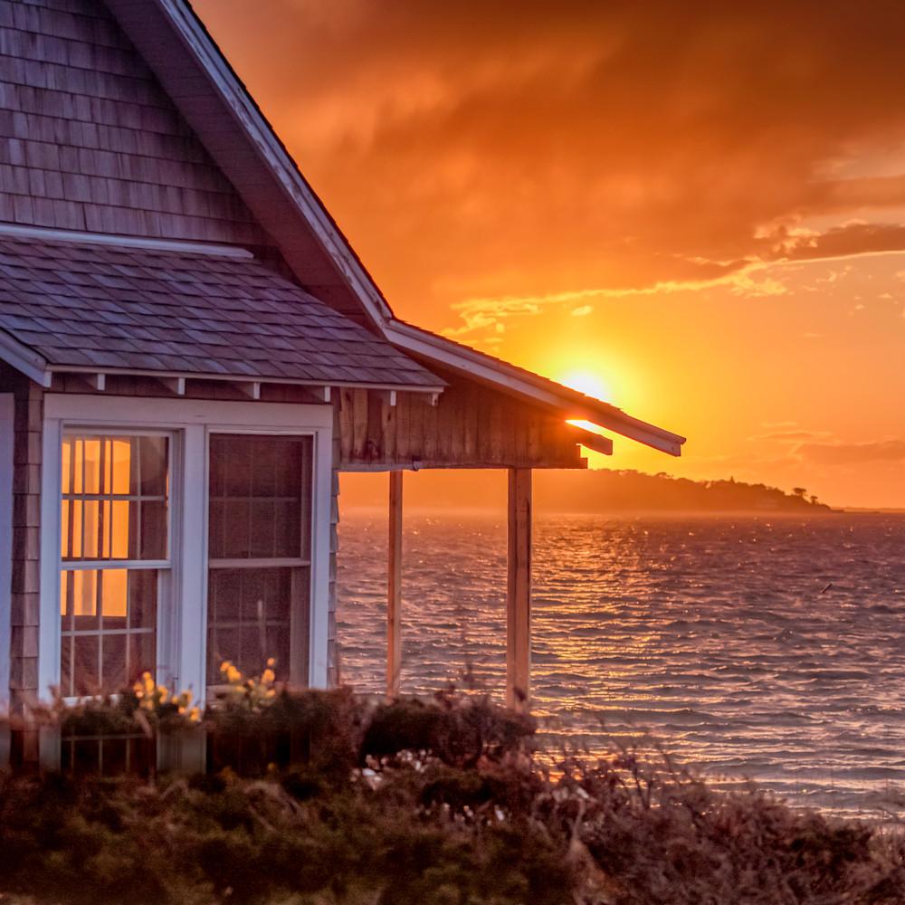 East chop cottage sunset srfkhp