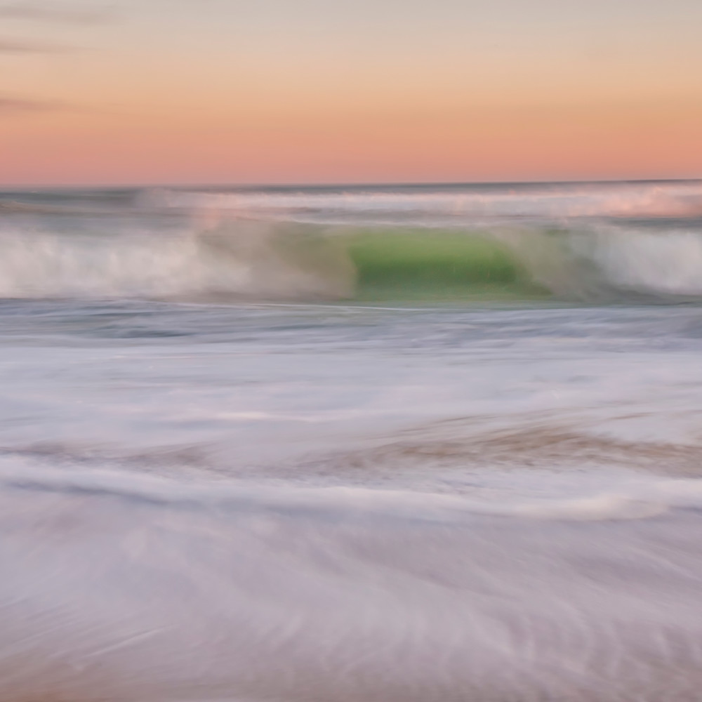 South beach soft wave sunset wricn5