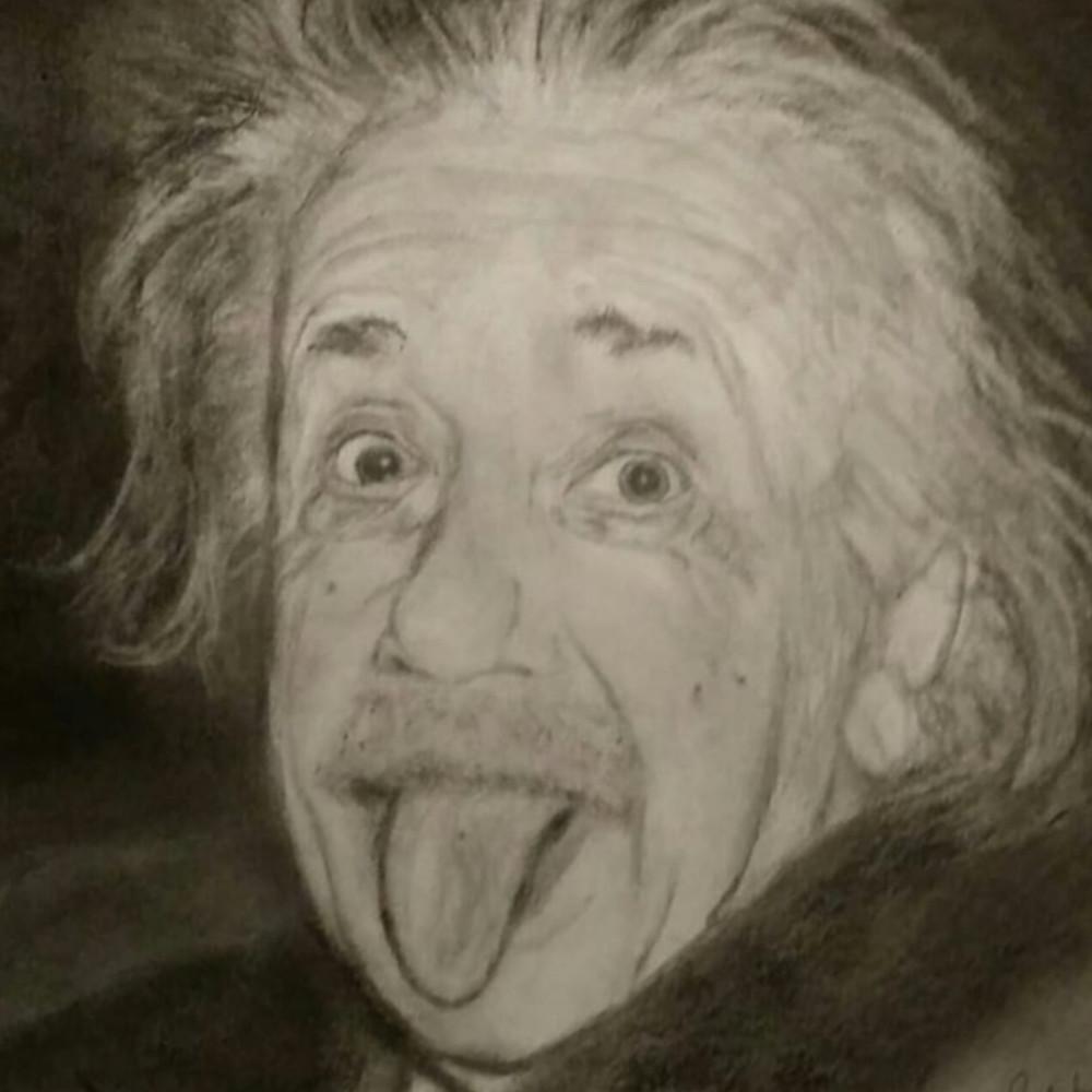 Albert einstein ztfgqc
