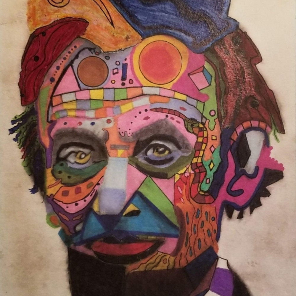 Abraham lincoln abstract qesae3