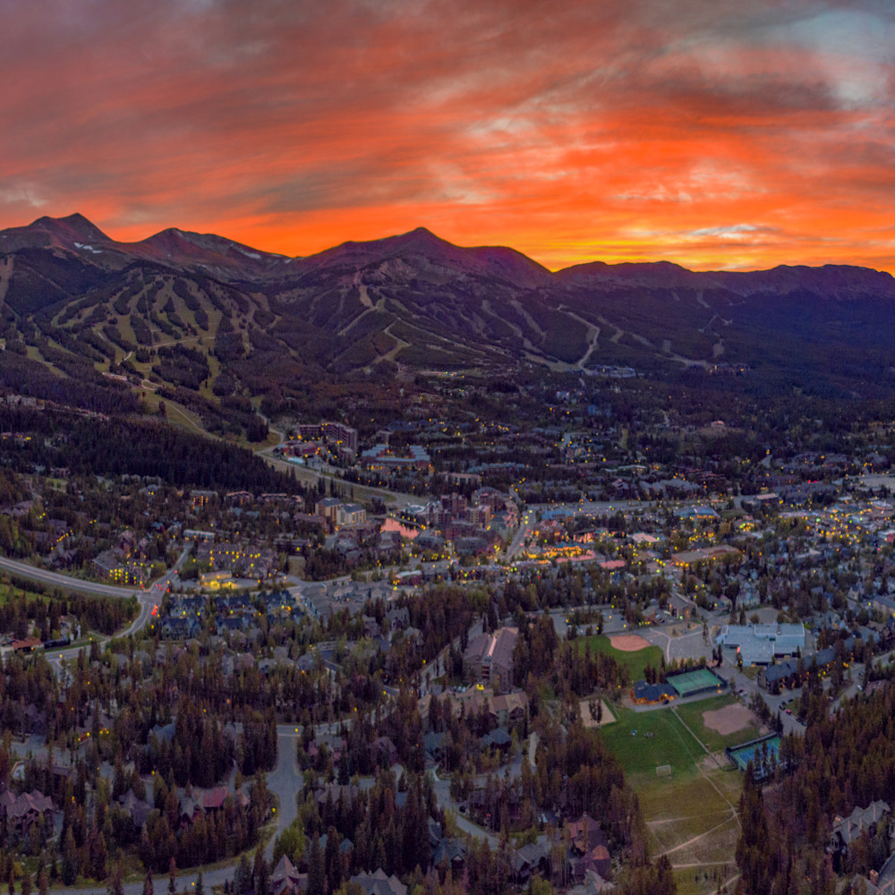 Sunset over breck print 2 tqqso5