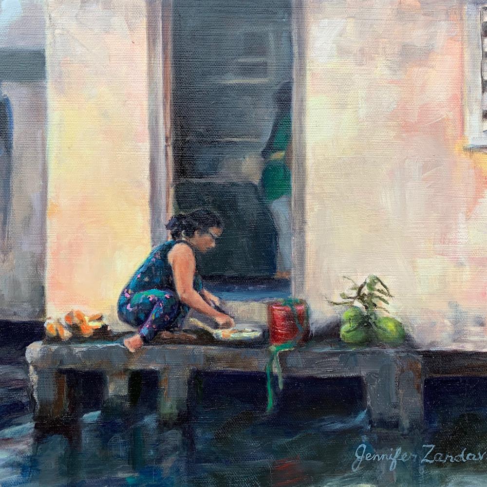 Life on the mekong river14x11 awazaa