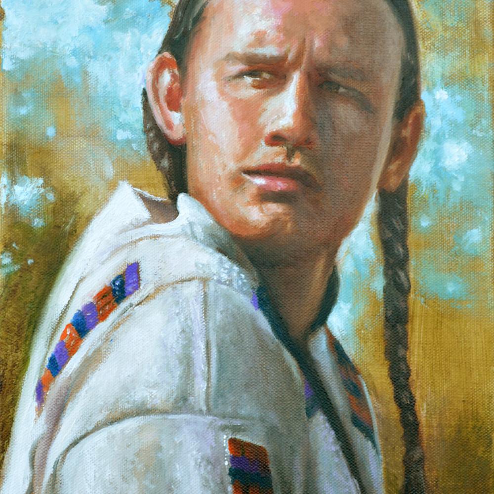 Cheyenne warrior ujix6j