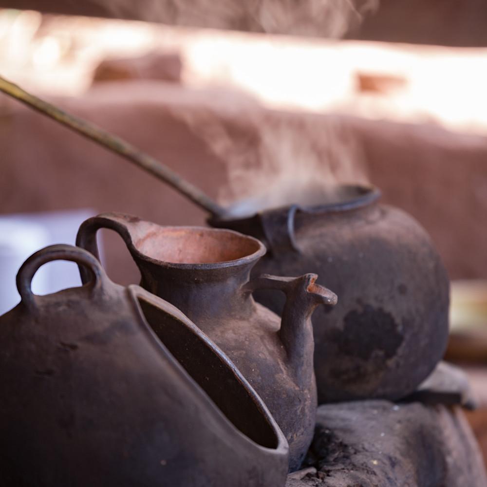 Smoking pots for dyeing 6502 ynab2o
