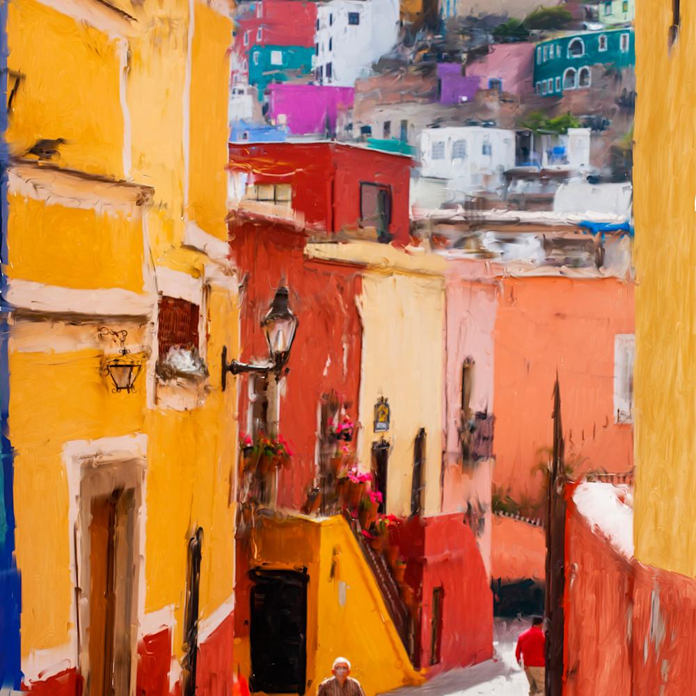 Guanajuato street iijhht