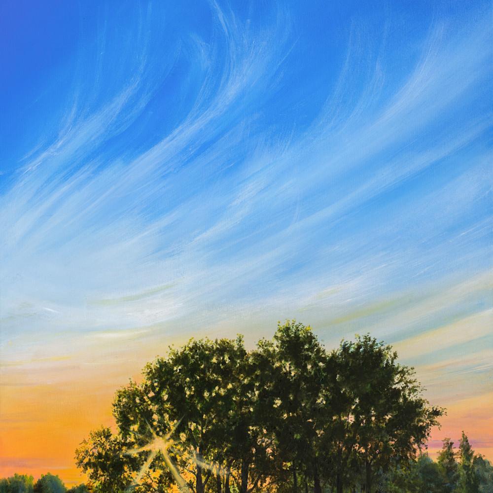 Roadside sunset 1 q4mh9n