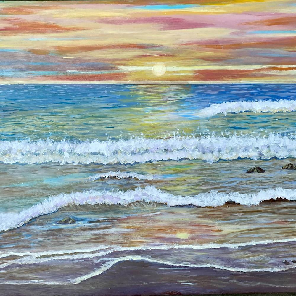 Sunset in punta hermosa beach copy sumosl
