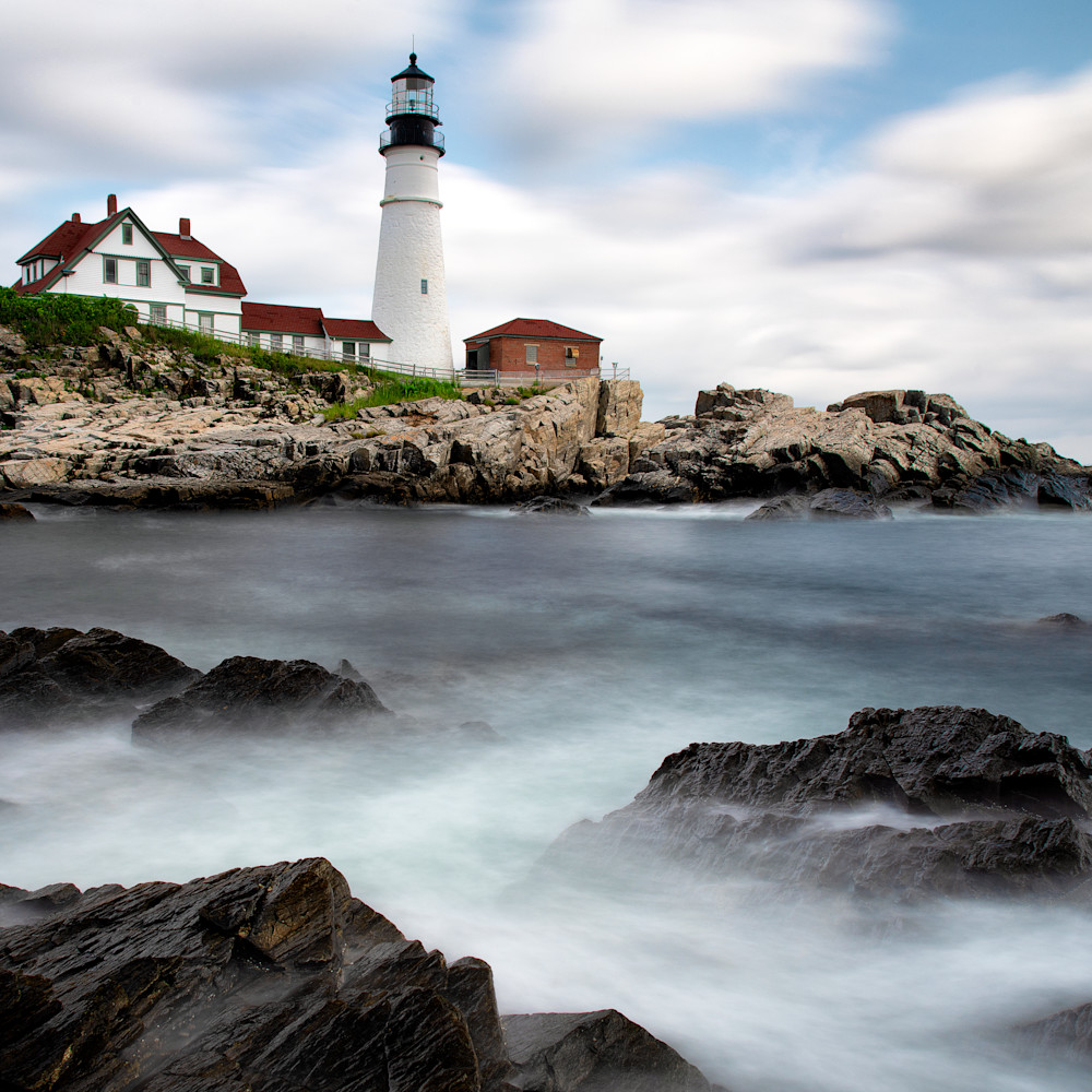 Andy crawford photography rising tide at portland head lighthouse rdia9f