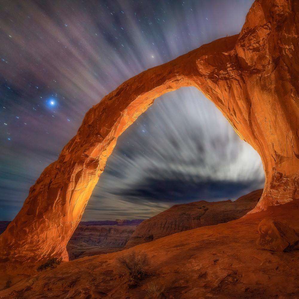 Under the moon light wnpsik