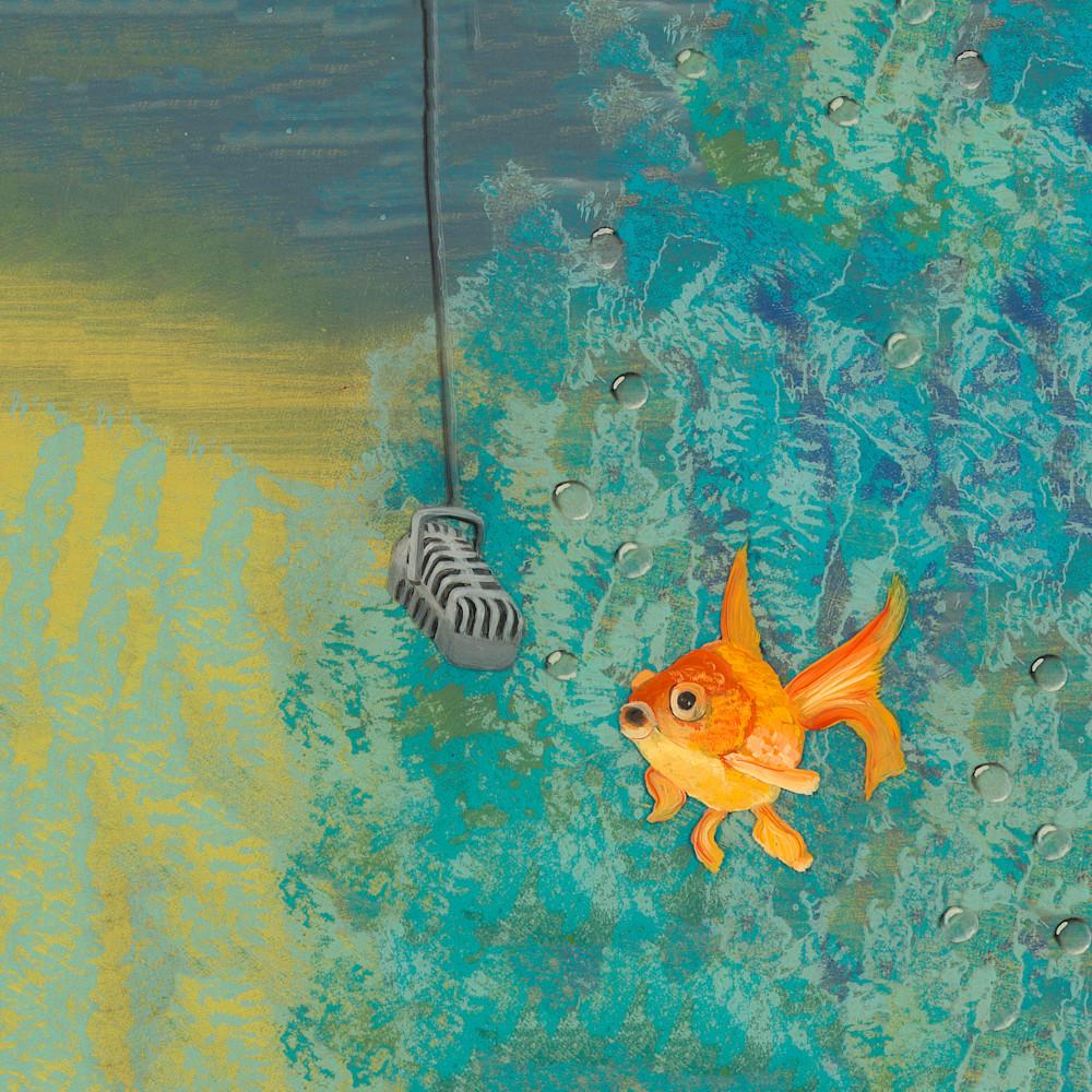 Singing goldfish ozl371