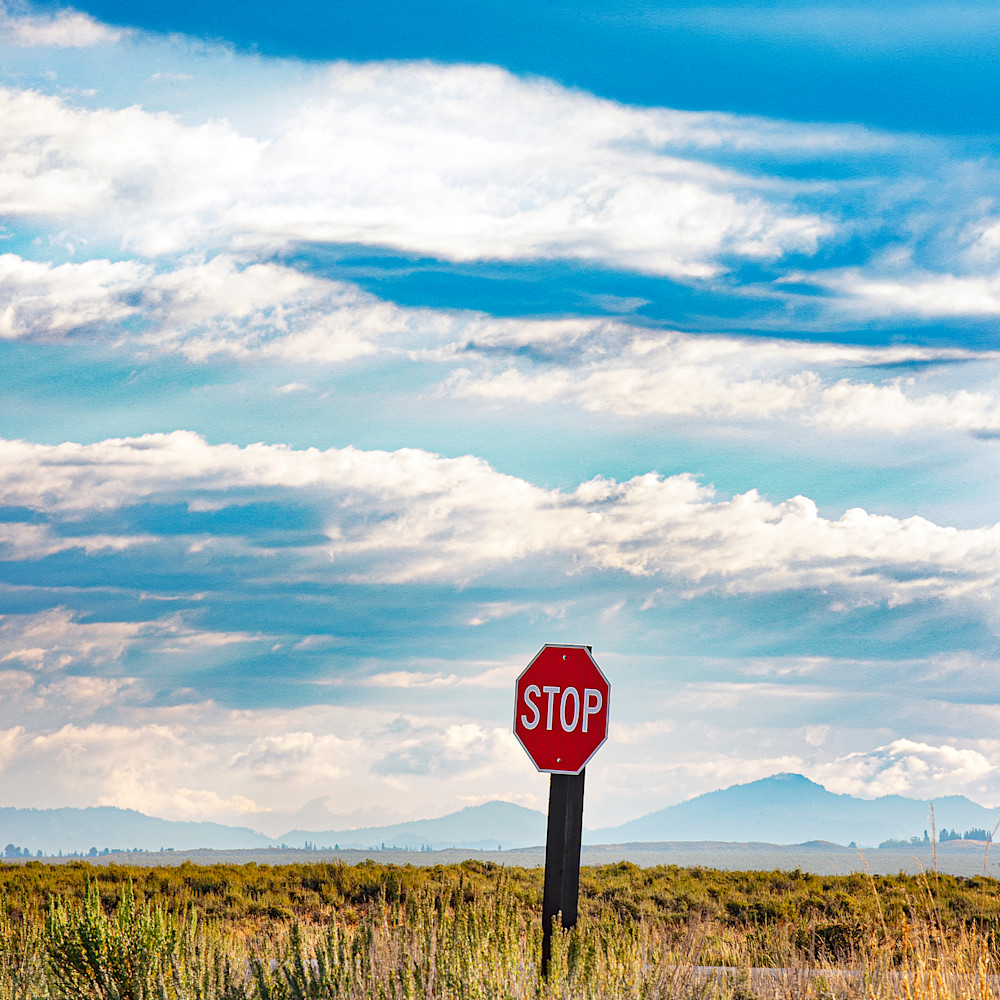 Stop sign pv1311