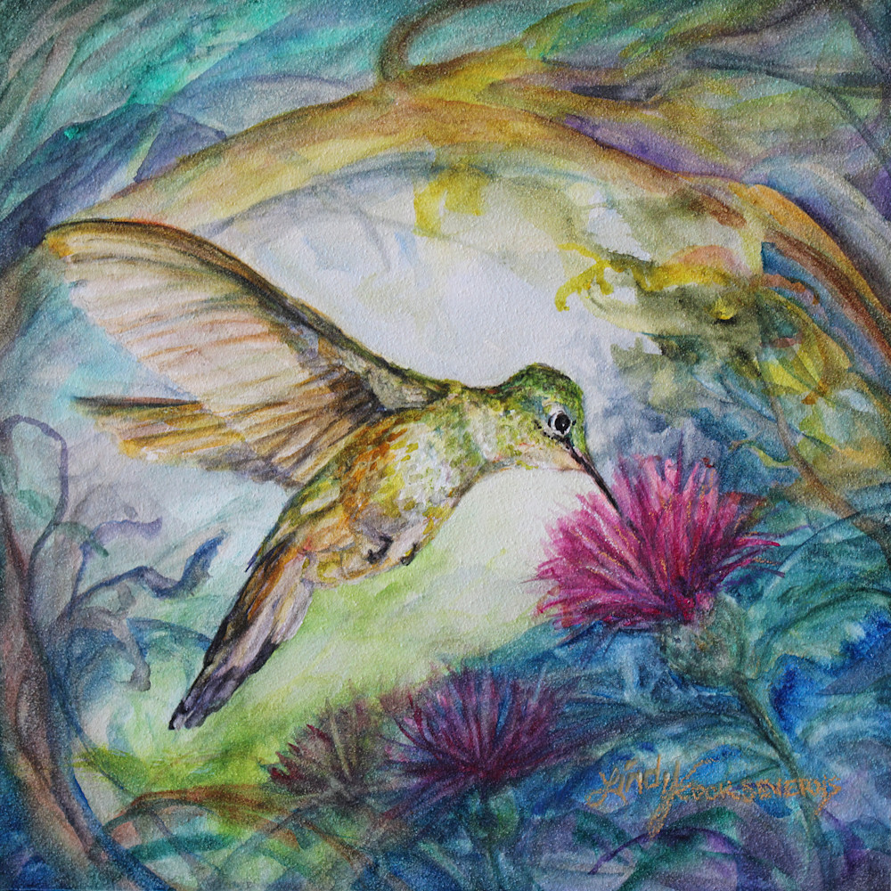 31g21 wings to a hidden world 8x8 v watercolor lindy c severns 2g ieg2zj