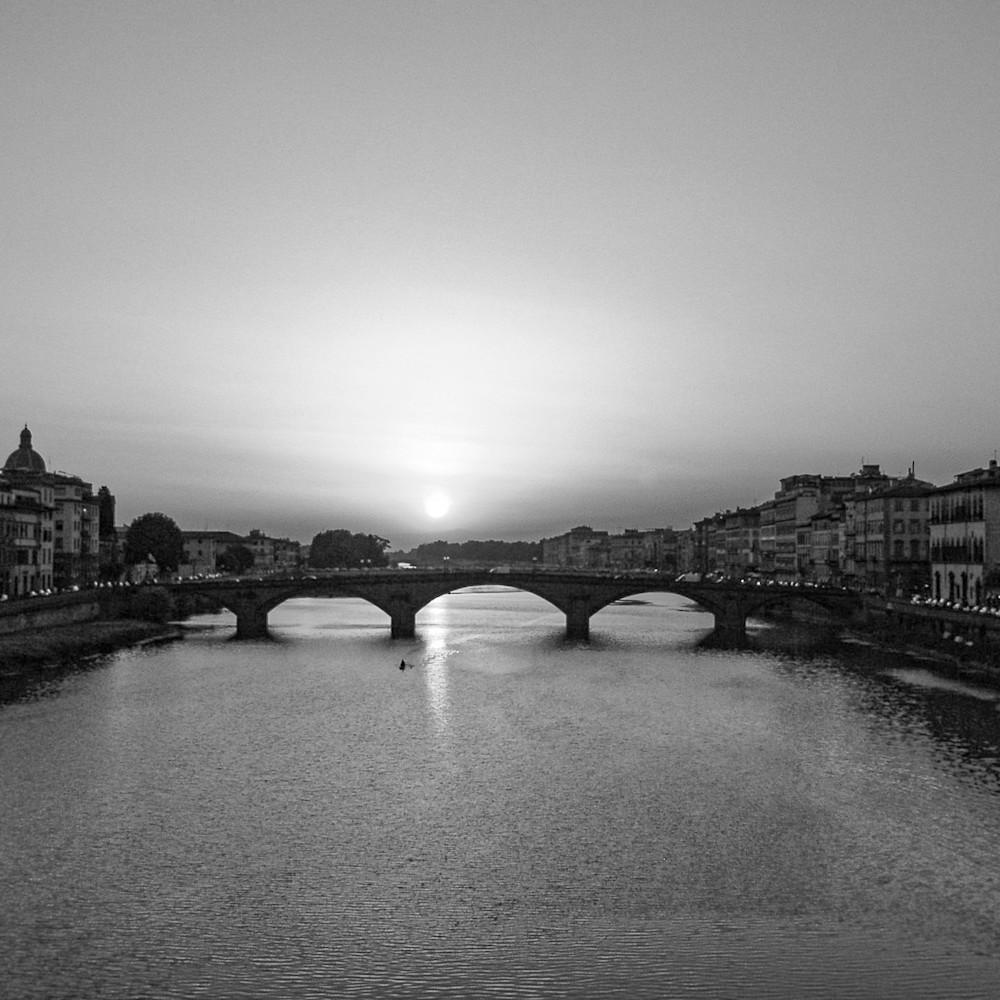 Florence sunset skycvv