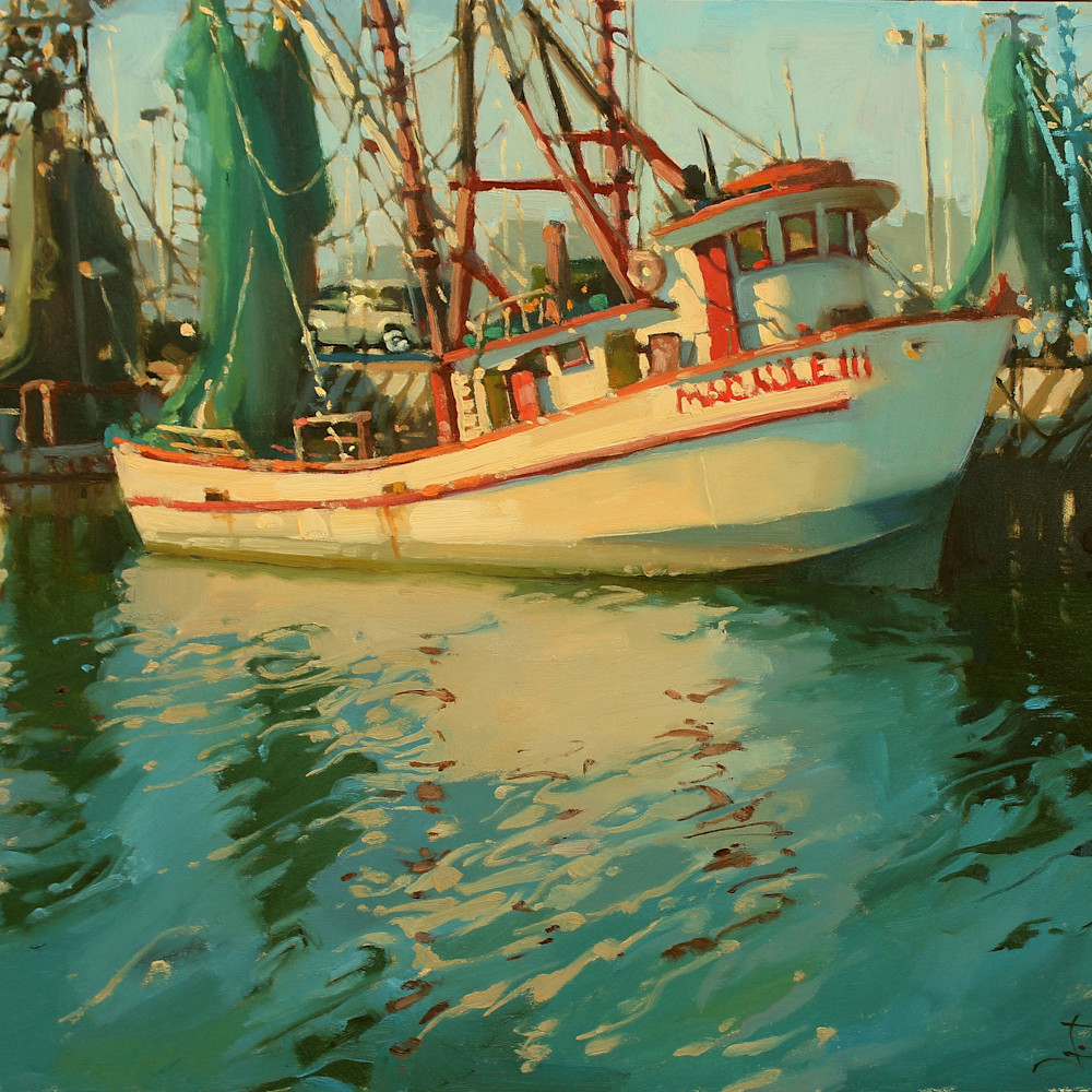 By the docks 16x20 gigapixel standard scale 2 00x njkgyc