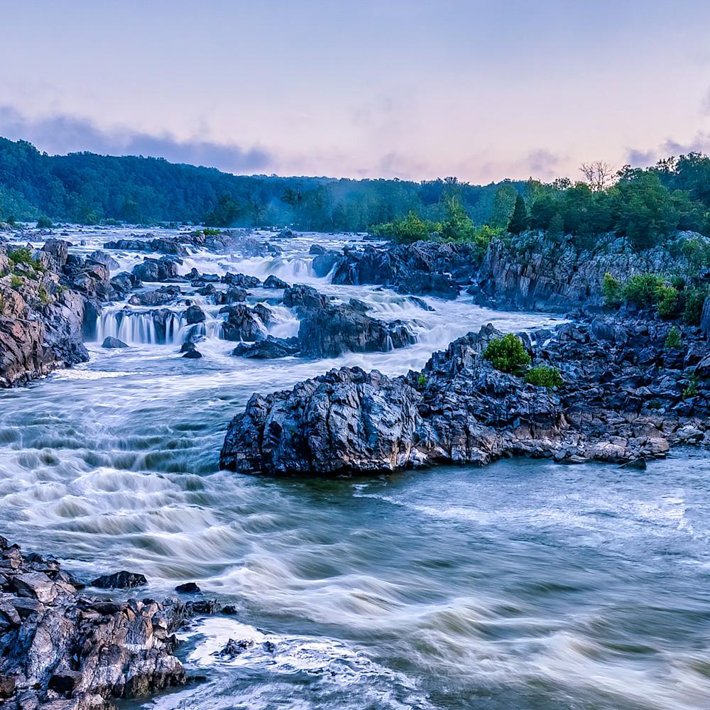 Great falls summer sunrise 1 gahwgl