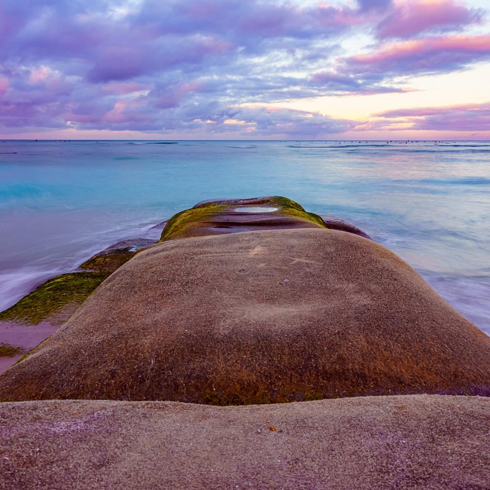 Waikiki beach sunrise 1 tmlhxf