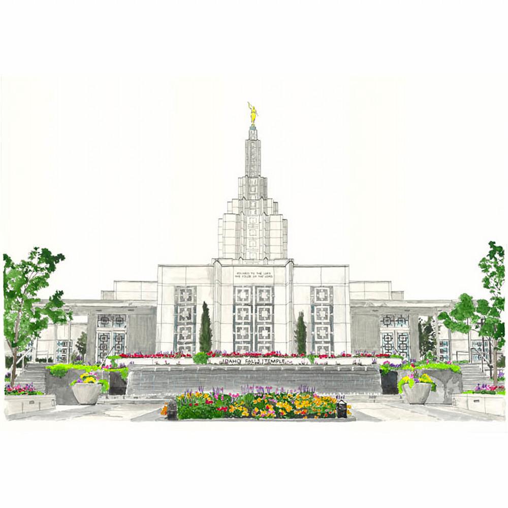 Idaho falls idaho temple jd thor web iz8ahj