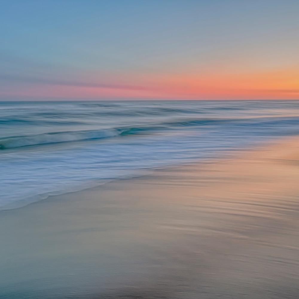 South beach late summer soft sunset dpzf48
