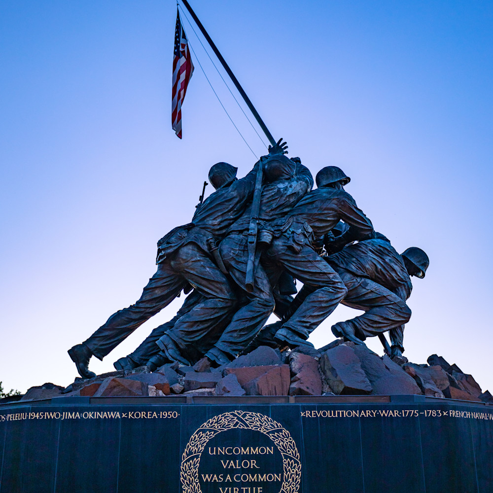 Marine corp war memorial 2 2 m6hubv