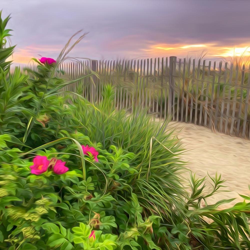 Beachroses bag uckknt