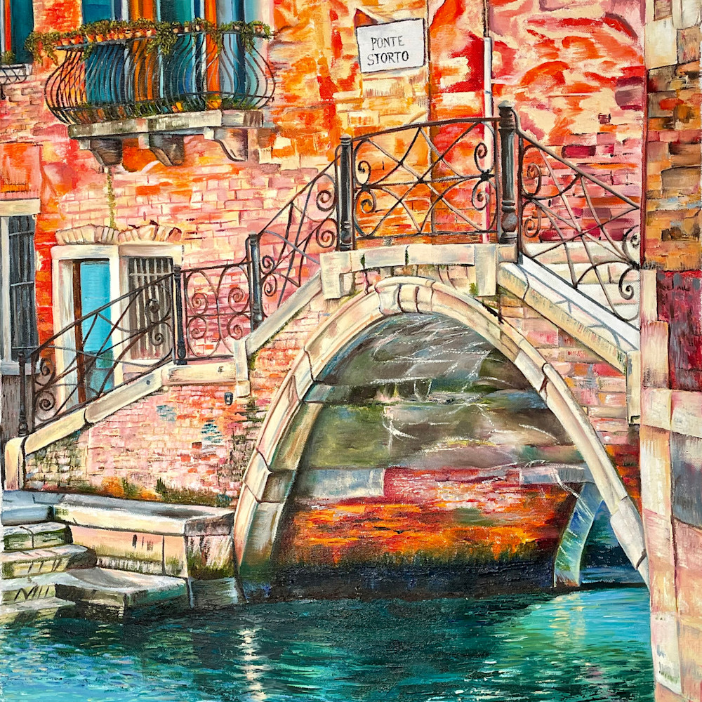 Venetian bridge tvkphs