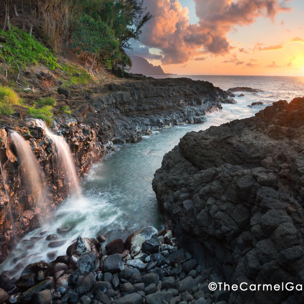 Queens falls kauai ii vrab9o