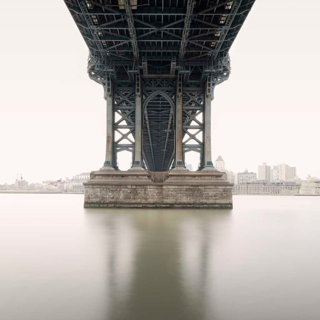 Manhattan bridge emtret