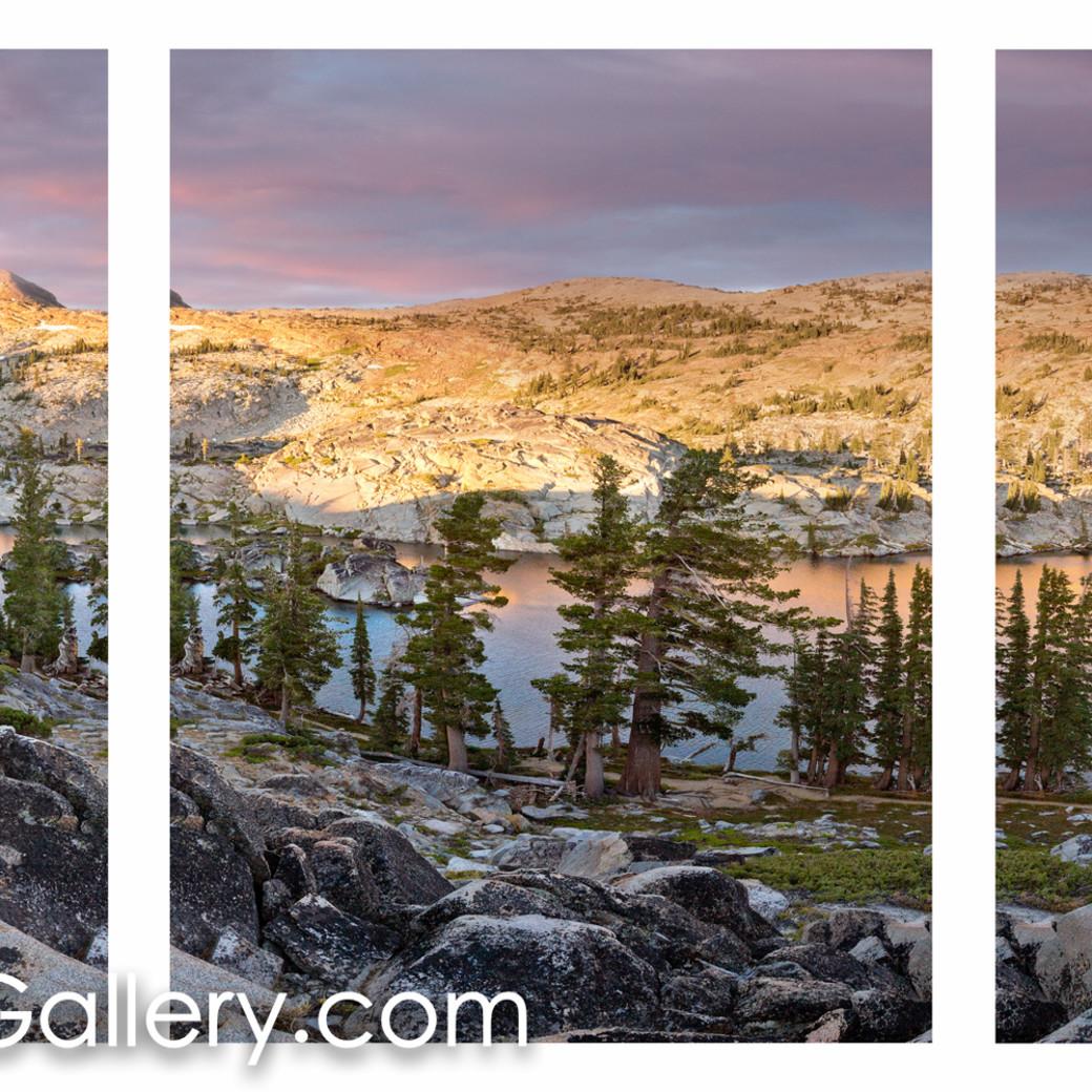 Sunrise desolation wilderness all kk7ncj